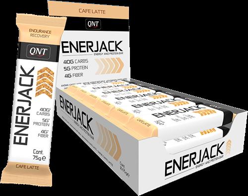 QNT Enerjack - 12 repen - Café latte