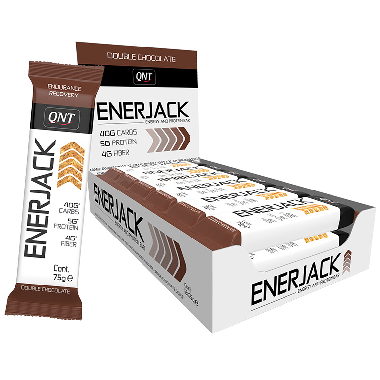 QNT Enerjack - 12 repen - Double Chocolate