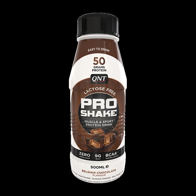 QNT Pro Shake - 12 x 500 ml - Chocolade