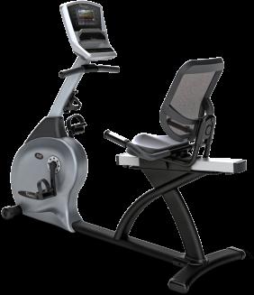 Vision Fitness R20 Elegant Ligfiets - Gratis montage