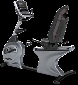 Vision Fitness R40i Elegant Ligfiets - Gratis montage