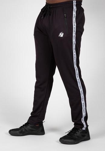 Gorilla Wear Reydon Mesh Trainingsbroek 2.0 - Zwart