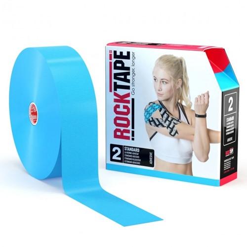 RockTape Classic Kinesiotape - Sporttape - 5 cm x 32 m - Blauw