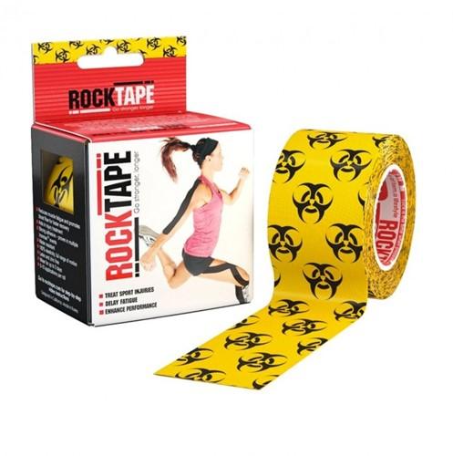 RockTape Classic Kinesiotape - Sporttape - 5 cm x 5 m - Biohazard