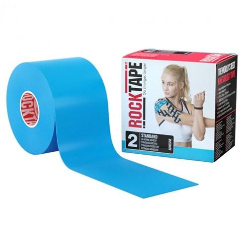 RockTape Classic Kinesiotape - Sporttape - 5 cm x 5 m - Blauw