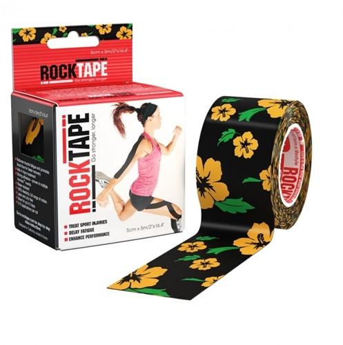 RockTape Classic Kinesiotape - Sporttape - 5 cm x 5 m - Locals / Bloem