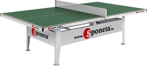 Sponeta S6-66E Outdoor Tafeltennistafel
