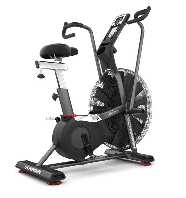 Schwinn Airdyne AD8 Pro Total Fitness Bike - Gratis trainingsschema