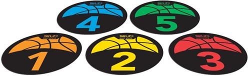 SKLZ Basketbal Shot Spotz