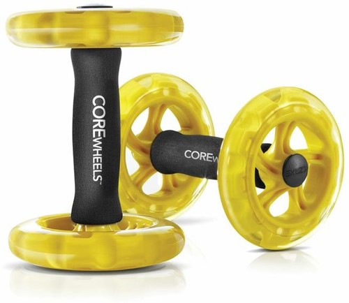 SKLZ Core Wheels Buikspierwielen