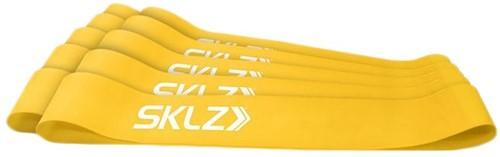 SKLZ Mini Bands - Geel - 10 Stuks