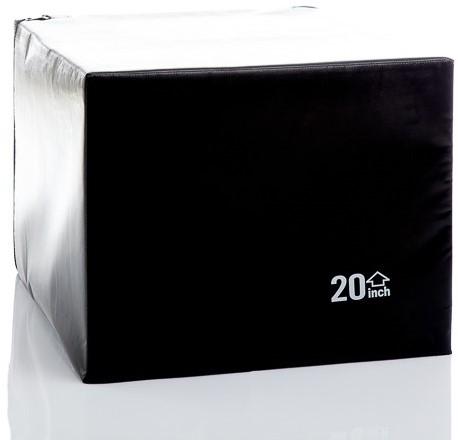 Soft Plyo Box Zwart-2