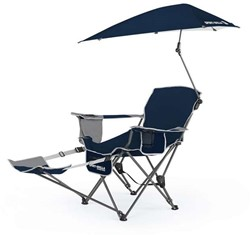 Sport-Brella Recliner Chair - Blue