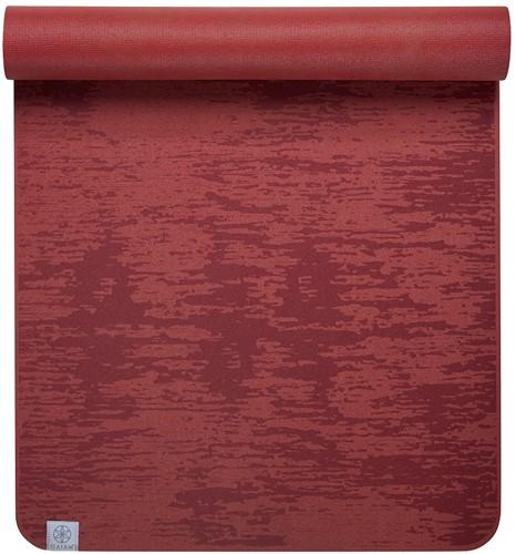 Gaiam Insta-Grip Yoga Mat - 6 mm - Sunset