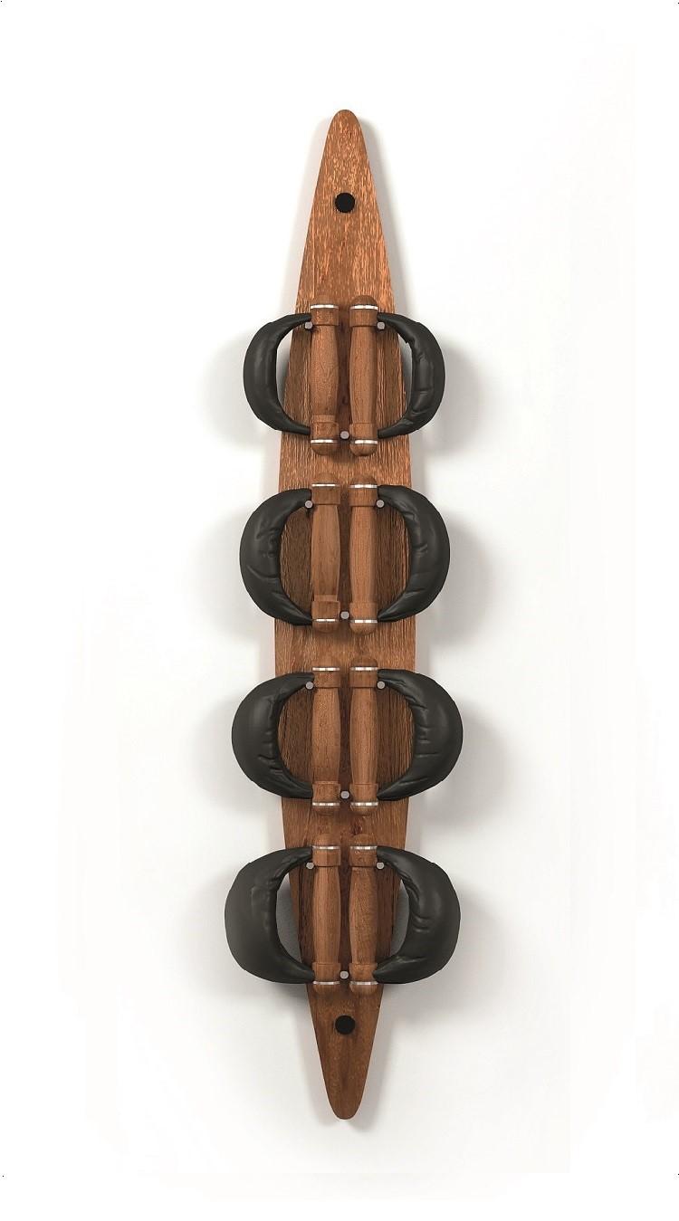 Nohrd Swing Bell Board Set - Kersen