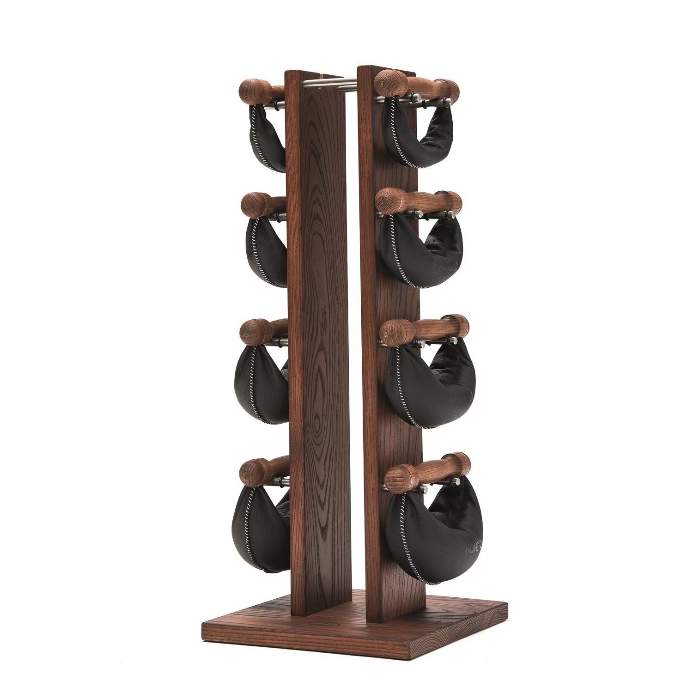 Nohrd Swing Bell Toren Set - Club - 1-2-4-6 kg