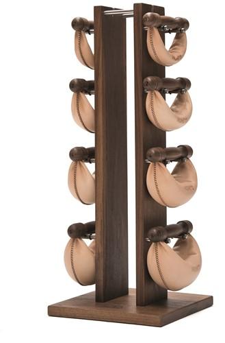 Nohrd Swing Bell Toren Set - Walnoot