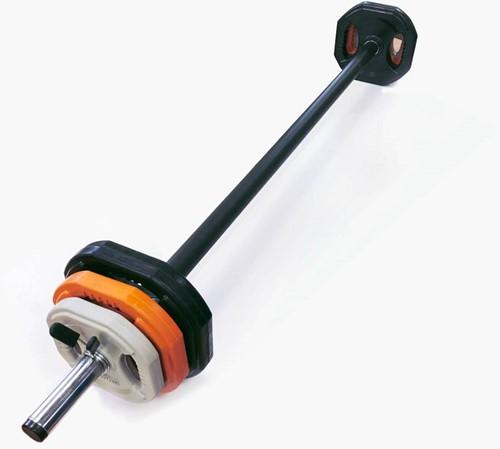 Toorx Aerobic Pump Set - 20 kg - Halterset