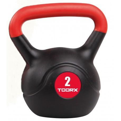 Toorx PVC Kettlebell - 2 kg