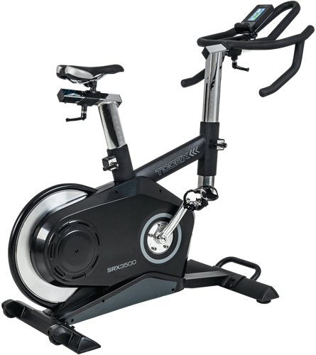 Toorx SRX-3500 Indoor Cycle - Gratis trainingsschema - Tweedekans
