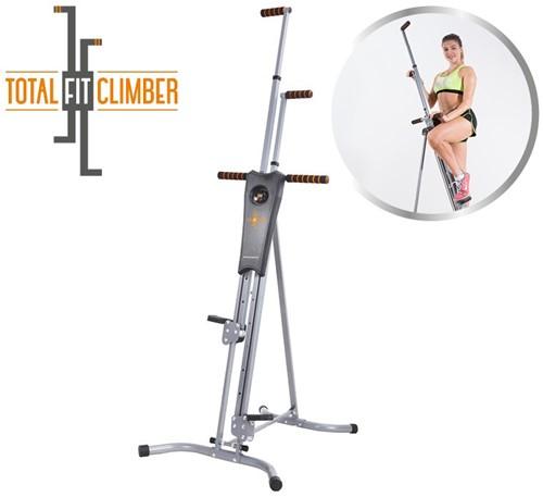Total Fit Climber - Vertical Gym - Verpakking beschadigd