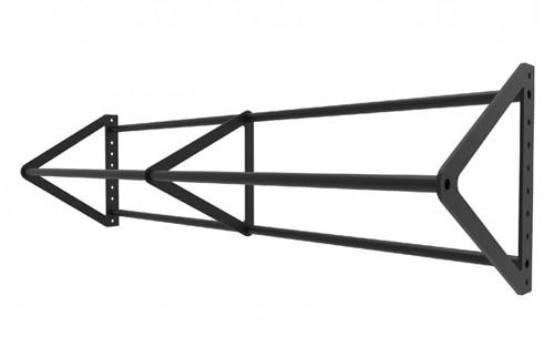 Lifemaxx Crossmaxx Triangle Beam - 180 cm - voor Crossmaxx Rig