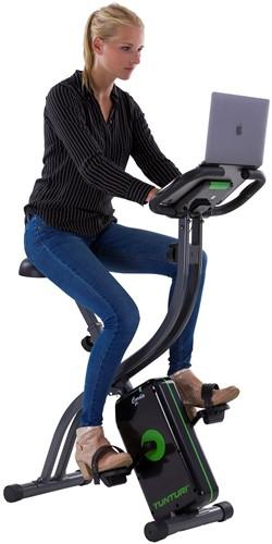 Tunturi Cardio Fit B20 X-Bike Folding Bike Hometrainer - Showroommodel-3