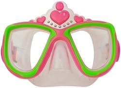 Tunturi Kinder Duikbril met Snorkel - Love