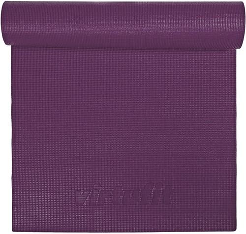 VirtuFit Premium Yogamat - 183 x 61 x 0,4 cm - Mulberry