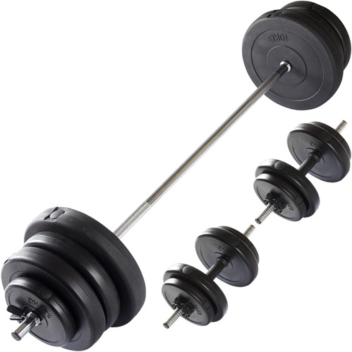 VirtuFit Halterset 60,5 kg