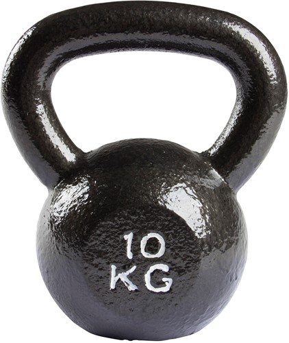 VirtuFit Kettlebell Pro - Kettle Bell - Gietijzer - 10 kg