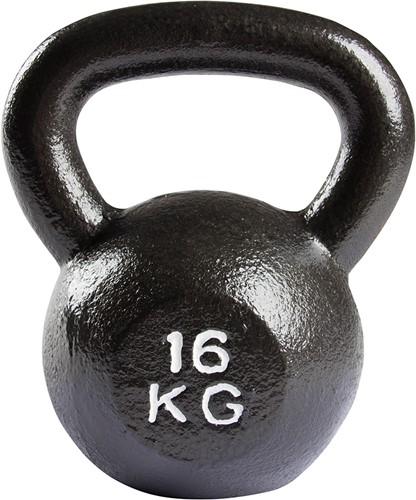 VirtuFit Kettlebell Gietijzer - 16 kg