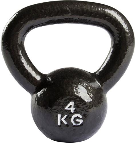 VirtuFit Kettlebell Gietijzer - 4 kg