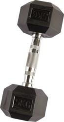 VirtuFit Hexa Dumbell - 5 kg - Per Stuk