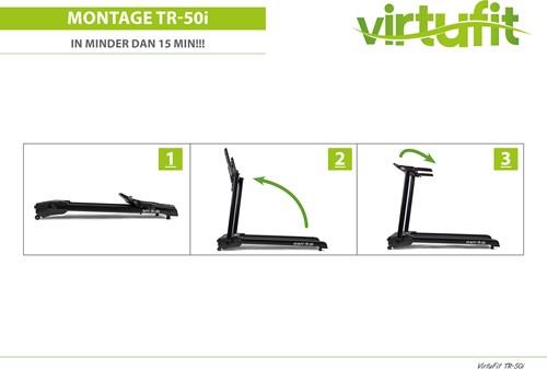 VirtuFit Totally Foldable TR-50i Loopband - Showroommodel-3