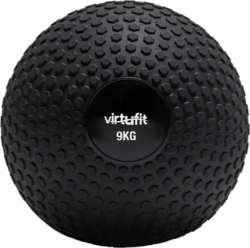 VirtuFit Slam Ball – Fitness Bal – Crossfit Bal - 9 kg – Zwart