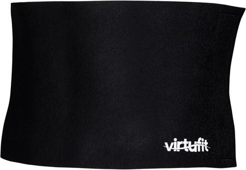 VirtuFit Afslank Tailleband Neopreen 20 - Afslankband - Waist Trainer - Slimming Belt - 20 cm - Zwart