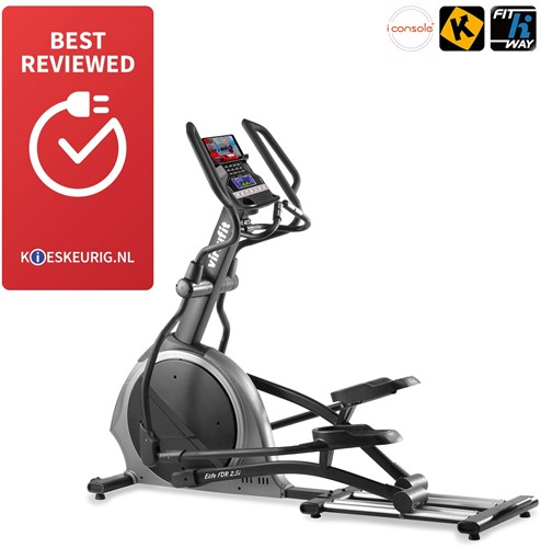 VirtuFit Elite FDR 2.5i Semi-Pro Crosstrainer - Gratis trainingsschema