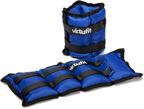 VirtuFit Enkelgewichten / Polsgewichten 2 x 2 kg
