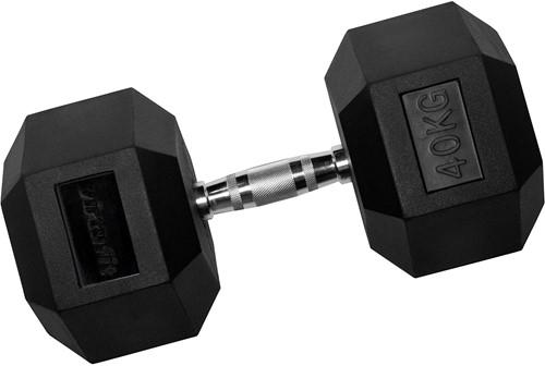 VirtuFit Hexa Dumbbell Pro - 40 kg - Per Stuk