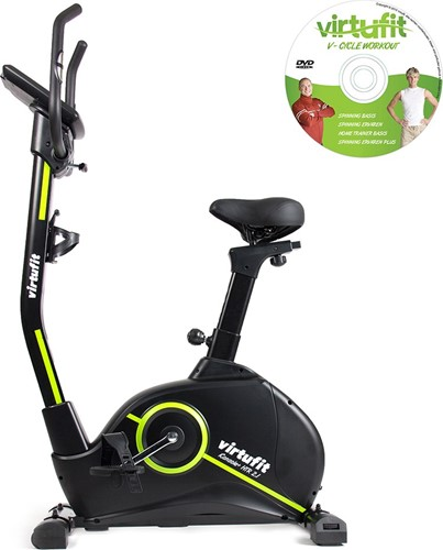 VirtuFit iConsole HTR 2.1 Ergometer Hometrainer - Inclusief Gratis Training DVD en trainingsschema