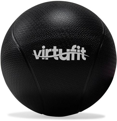 VirtuFit Medicijnbal 4 kg Zwart-3