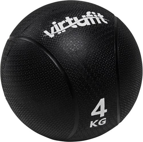 VirtuFit Medicijnbal 4 kg Zwart-2