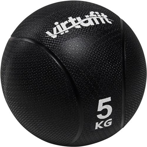VirtuFit Medicijnbal 5 kg Zwart-2