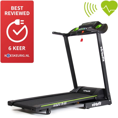 VirtuFit TR-100 Loopband - Gratis trainingsschema