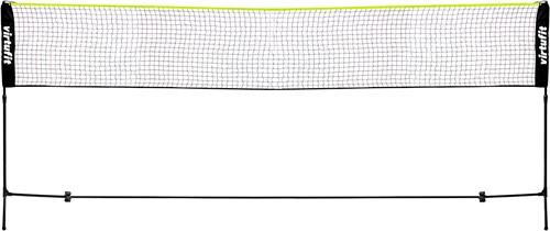 VirtuFit Badminton- en Tennisnet - 510 cm - Inclusief draagtas