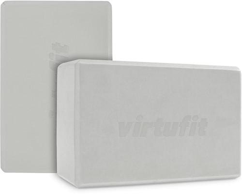 VirtuFit Premium Yoga Blok Duopack - Natural Grey