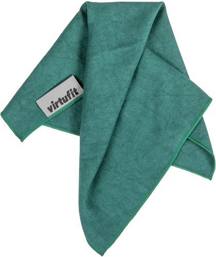 VirtuFit Premium Yoga Handdoek - 76 x 51 cm - Ocean Green