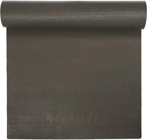 VirtuFit Premium Yogamat - 183 x 61 x 0,6 cm - Steel Grey
