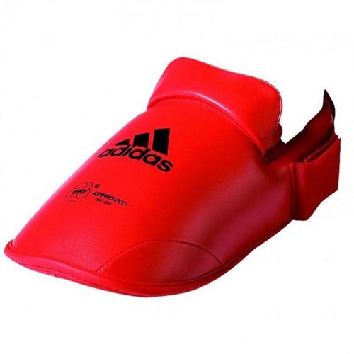 Adidas WFK Voetbeschermer - Rood - L